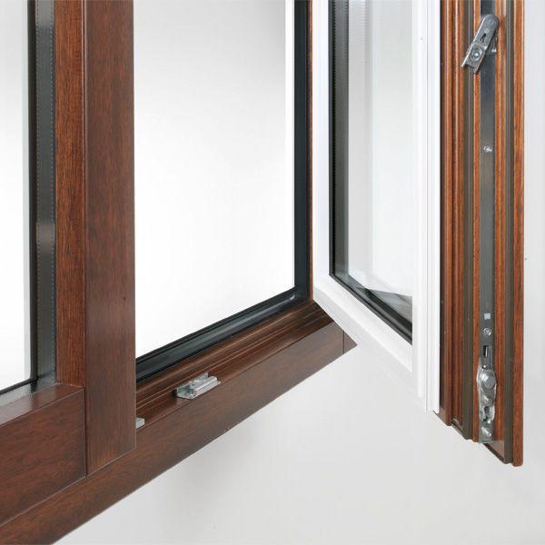 Finestre legno alluminio pb finestre - Costruire una finestra in alluminio ...