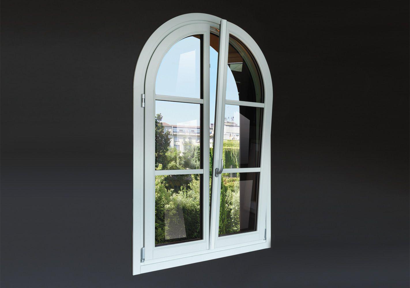 Finestre tonde good finestra in pvc bianca anta destra x cm lxh with finestre tonde stunning - Finestra rotonda e ovale ...