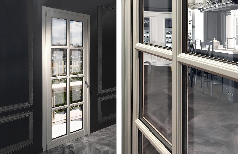 Prodotti accessori pb finestre - Finestre stile inglese ...